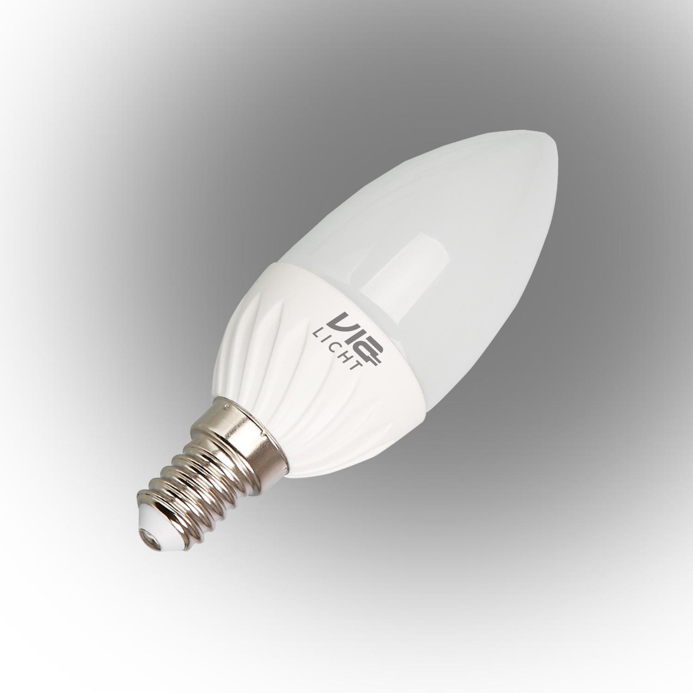 Vialicht Led Mum Ampul E14 3W 25W 210lm Sarı Işık 101403037