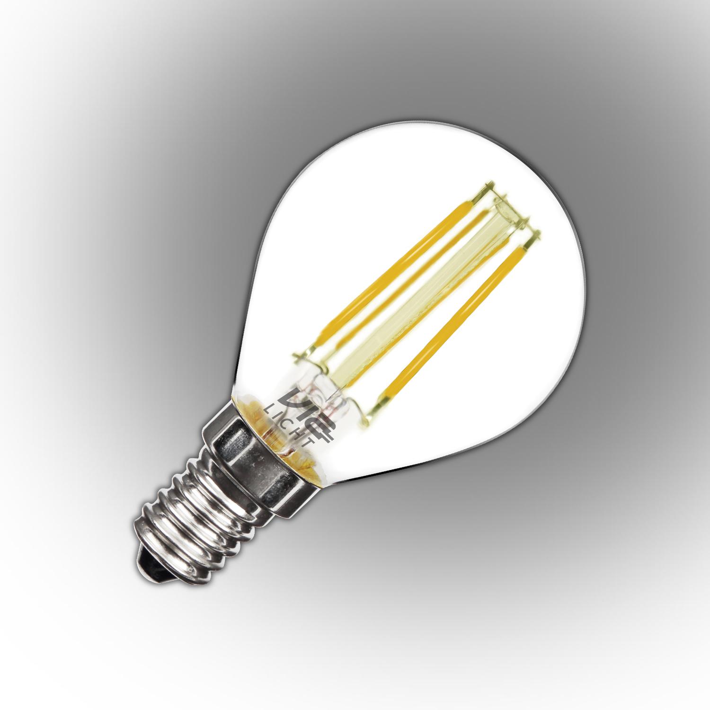 Vialicht E14 2W(20W) G45-COG Led Filament Damla Ampul 210lm 270° 2700K