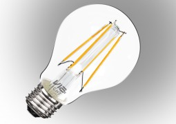Vialicht 7W(60W) LED Filament A60-COG E27 840lümen DİM